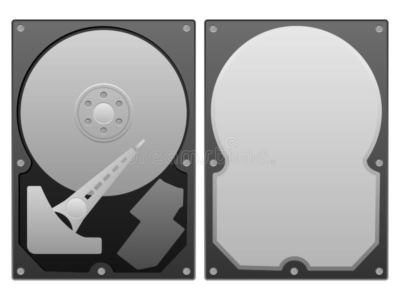 Download Fijación De Un Componente De Ordenador Ilustración del Vector - Ilustración de duro, equipo: 42431161