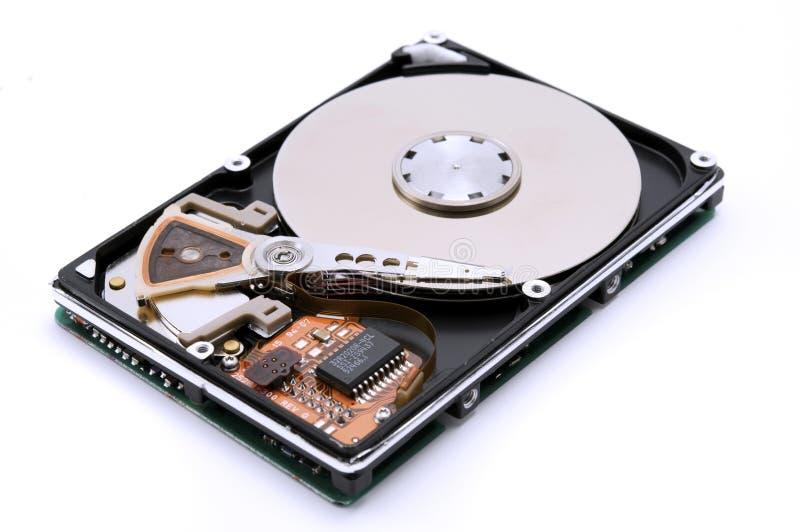 Fijación de un componente de ordenador foto de archivo libre de regalías