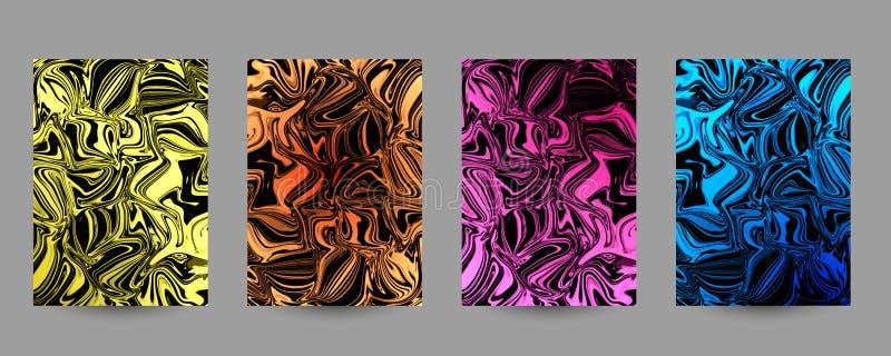 Fije de texturas de mármol abstractas fotografía de archivo