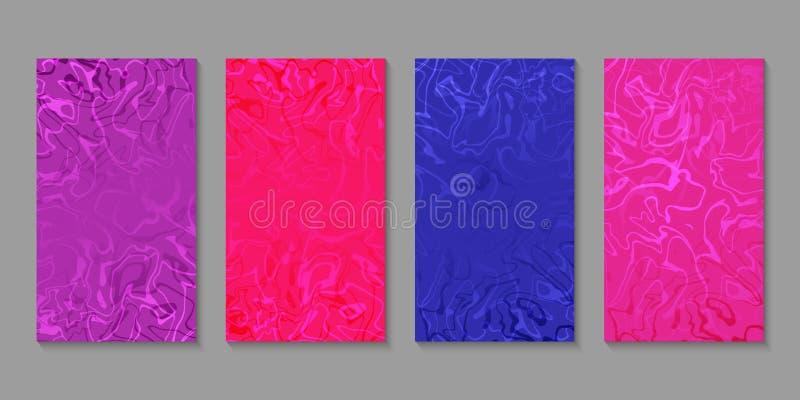 Fije de texturas de mármol abstractas foto de archivo