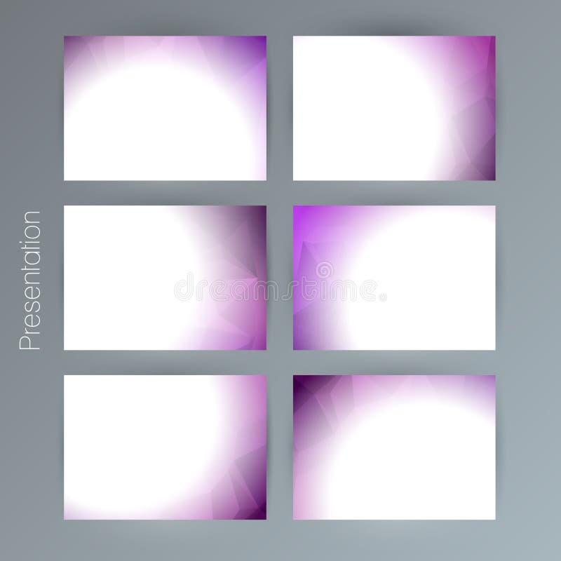 Fije el fondo design05 borroso moderno de la presentación libre illustration