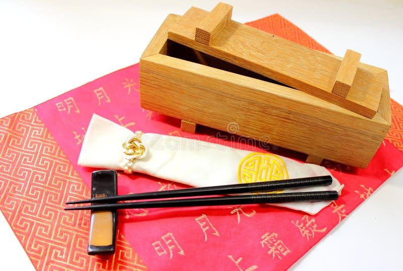 Fije para el sushi imagenes de archivo