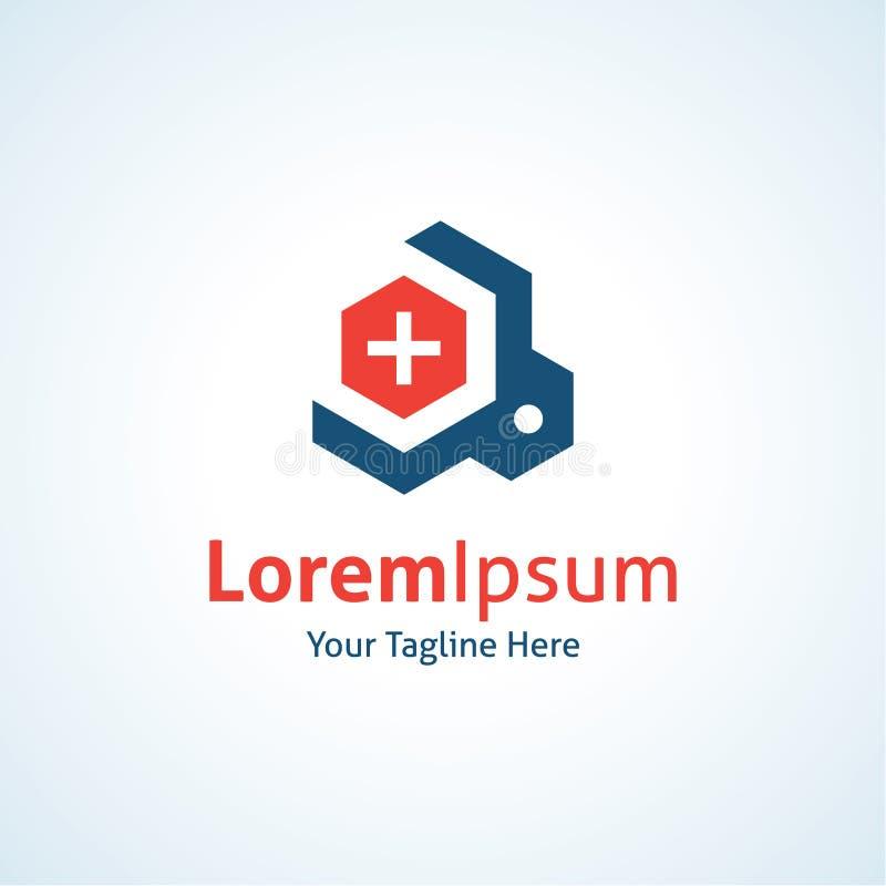 Fijemos el icono del logotipo de la campaña del mundo libre illustration