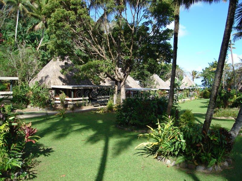 Fiji Bure #2 royalty-vrije stock afbeeldingen