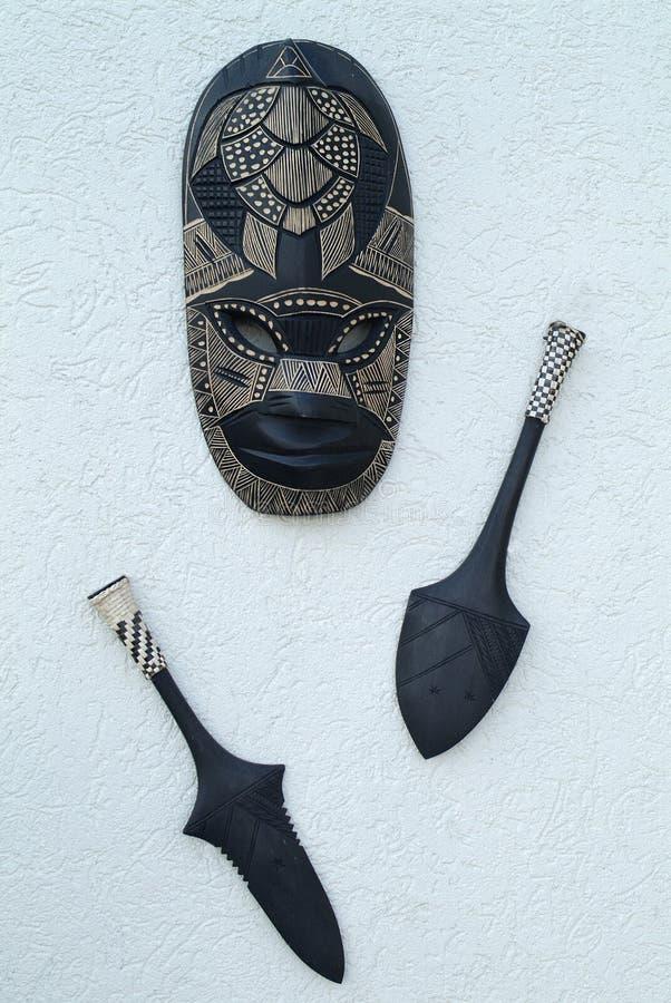 Fiji, maska zdjęcie royalty free
