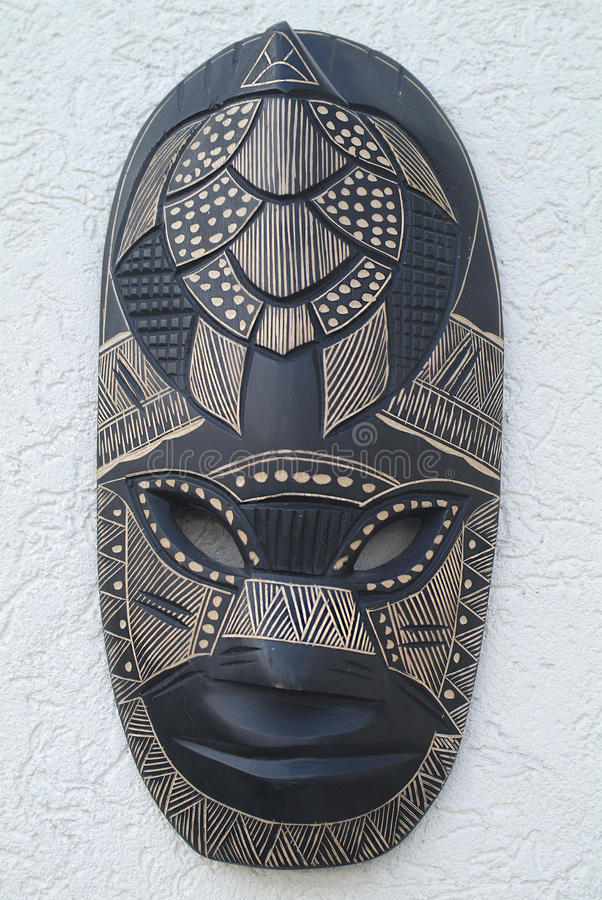 Fiji, maska obraz royalty free