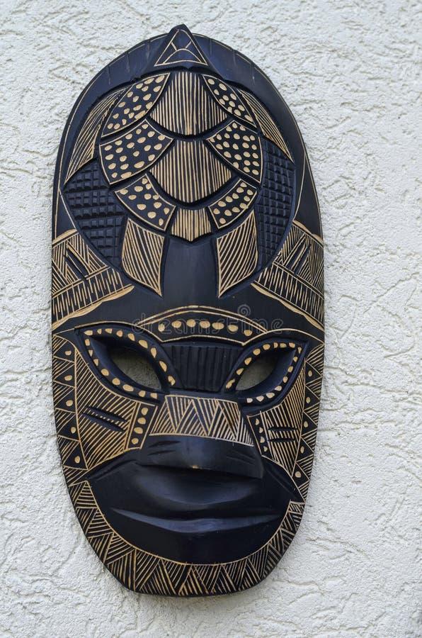Fiji, Masker royalty-vrije stock fotografie