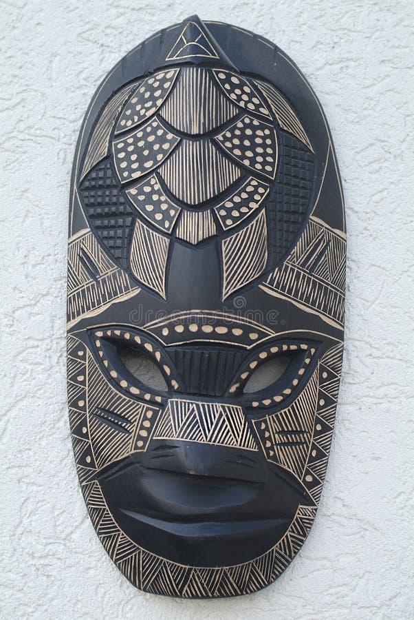 Fiji, Masker royalty-vrije stock afbeelding