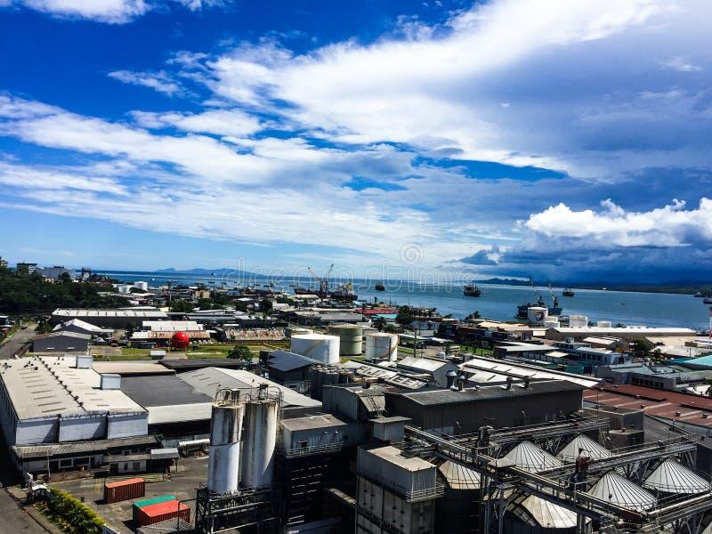 Fiji w Południowym Pacyfik obraz royalty free