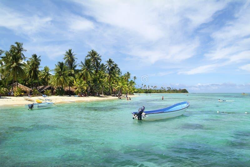 Fiji, wakacje obrazy stock