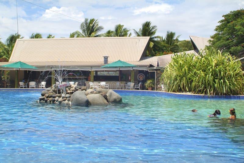 Fiji wyspa, obraz royalty free