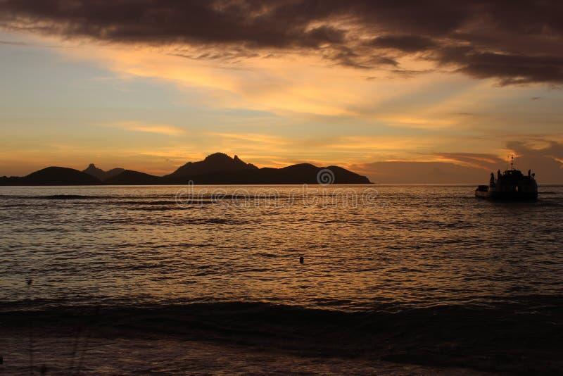 Fiji wyspy obrazy stock