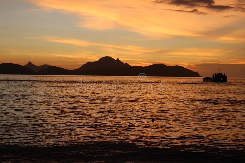 Fiji wyspy zdjęcie royalty free