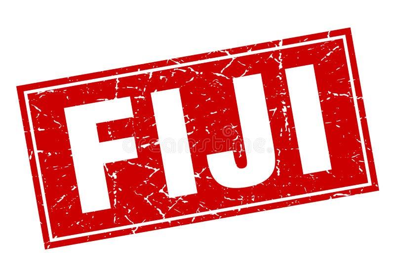 Fiji znaczek ilustracji