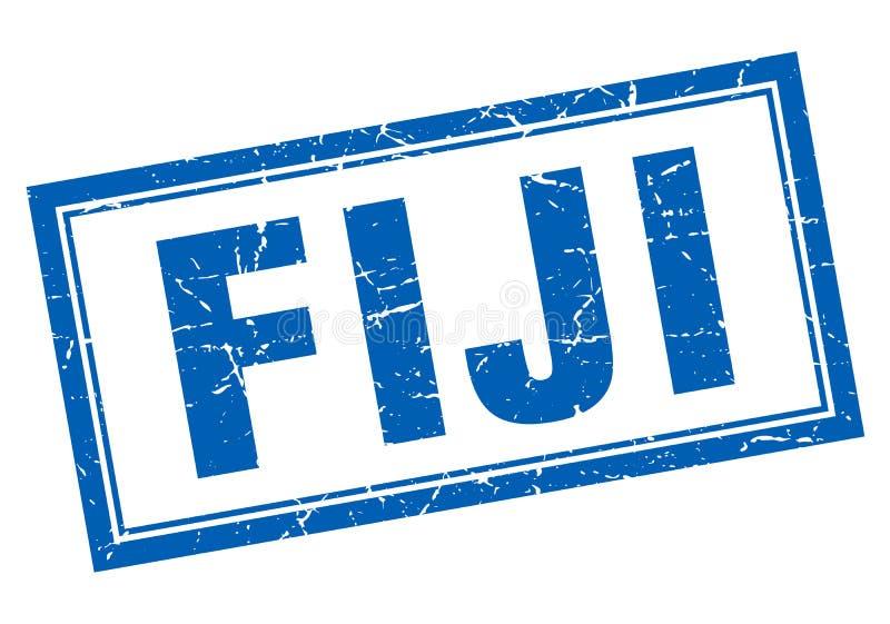Fiji znaczek ilustracja wektor