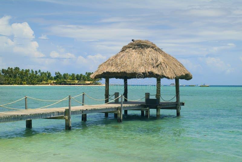 Fiji, Zuidenoverzees royalty-vrije stock foto