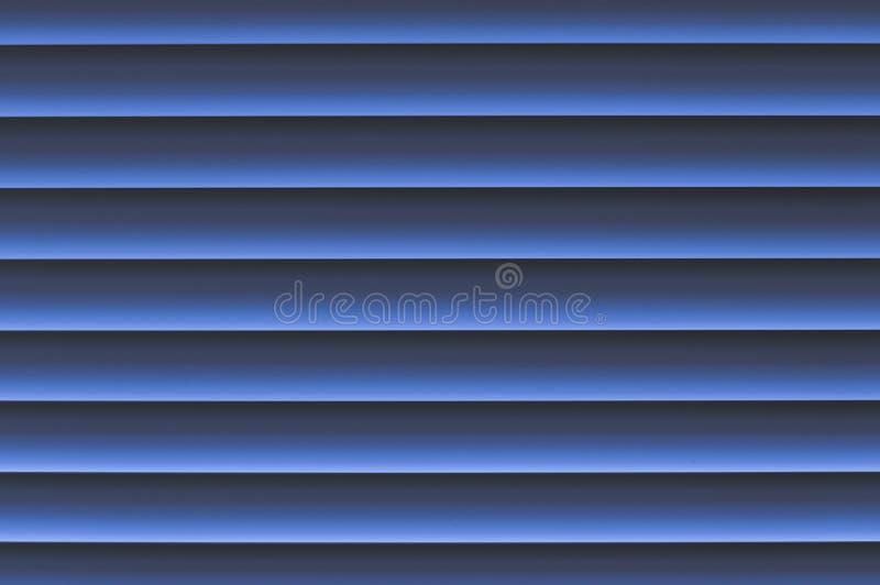 Fijne blauwe lichte grijsachtige blauwachtige de jaloeziewi van de indigojaloezie royalty-vrije stock fotografie