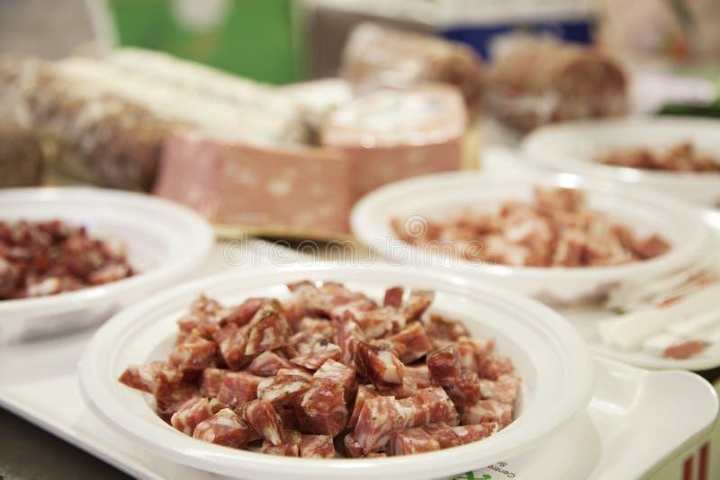 Download Fijne vleeswaren stock foto. Afbeelding bestaande uit smaak - 54090650