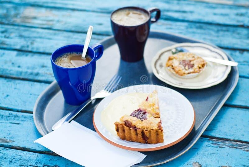 Fika- schwedische Kaffeepause lizenzfreie stockfotos