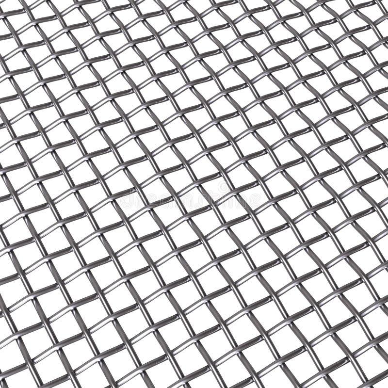 Fil Mesh Texture photographie stock