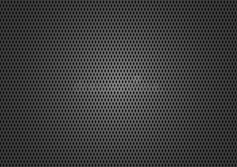 Fil Mesh Texture illustration de vecteur