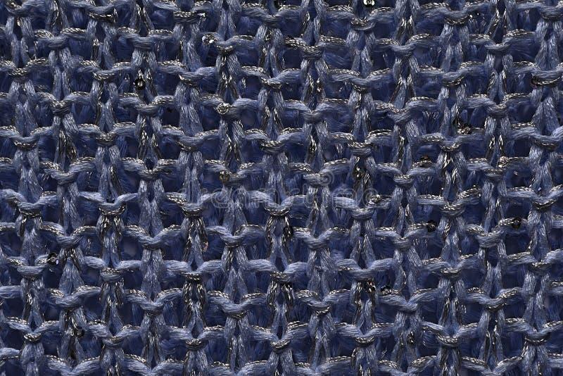 Fil tricoté images stock