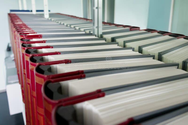 Fila de libros legales imágenes de archivo libres de regalías