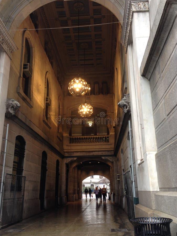 Filadelfia del centro immagini stock