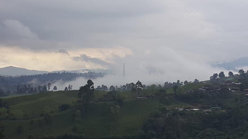 Filandia Колумбия стоковые изображения rf
