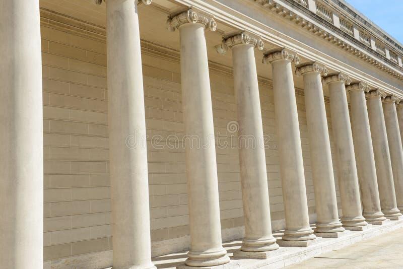 Filary Prawo i Sprawiedliwość zdjęcia stock