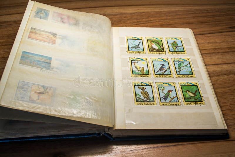 Filatelia 13 fotos de archivo libres de regalías