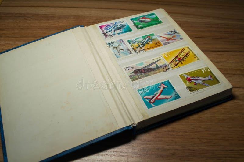 Filatelia 18 fotos de archivo