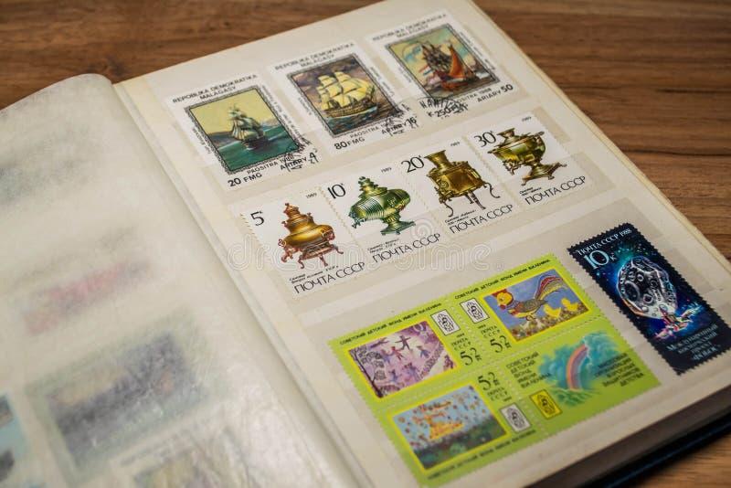 Filatelia 16 imagen de archivo libre de regalías