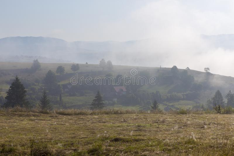 Fild d'agriculture images stock
