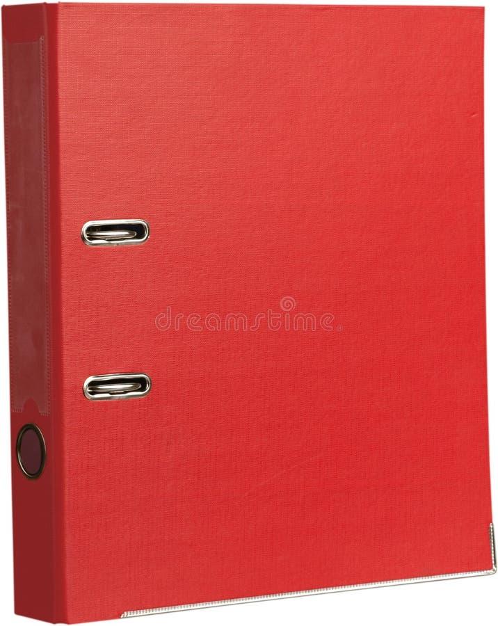 File binder stock image