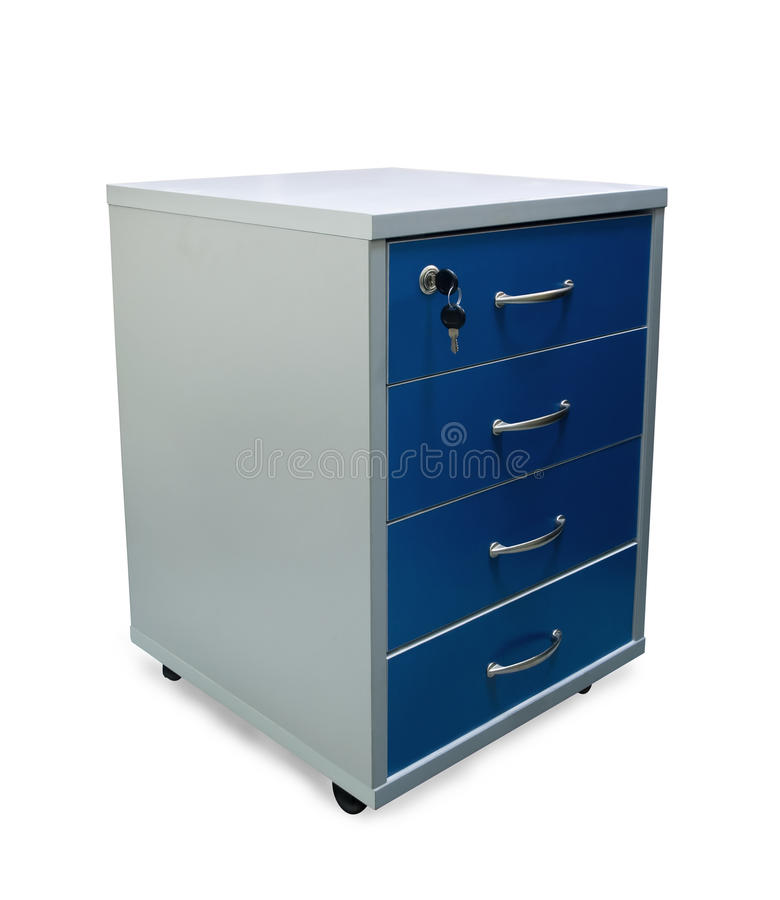 File cabinet royalty free stock image