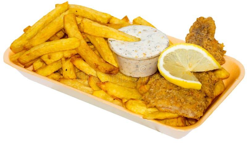 File dei pesci immagini stock libere da diritti