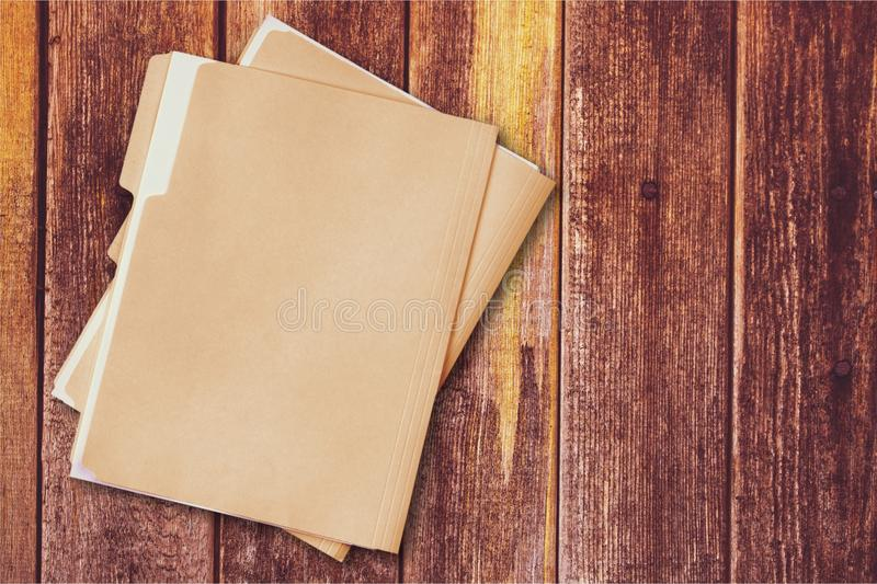File. Document paper label filing documents paperwork identity royalty free stock photos