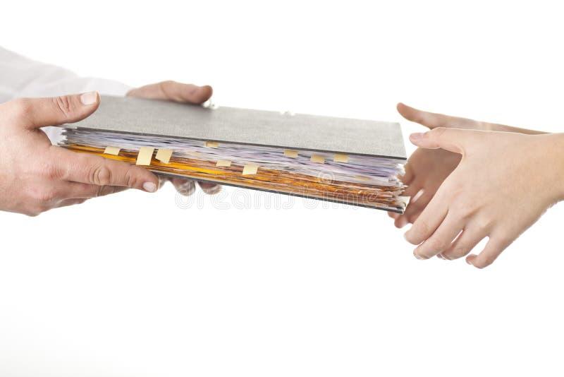 File Folder stock photos