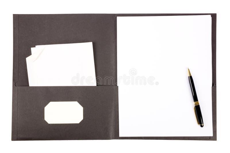 File folder royalty free stock images