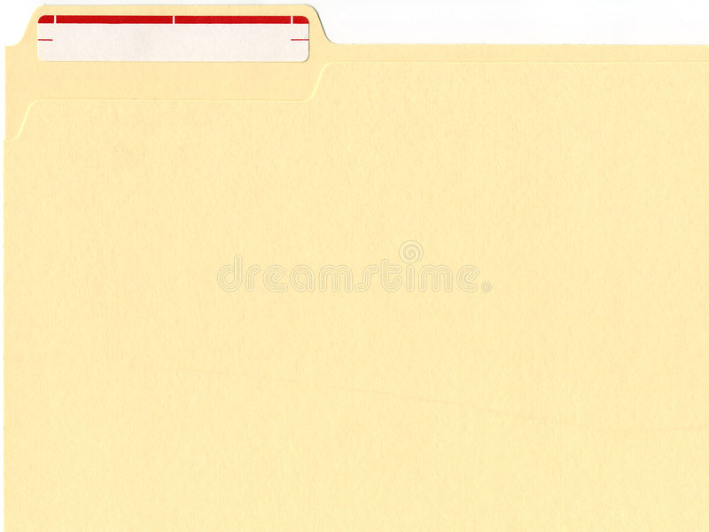 File folder with label stock photos