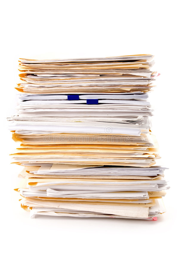 Download File Stack stock photo. Image of paper, working, document - 2320132
