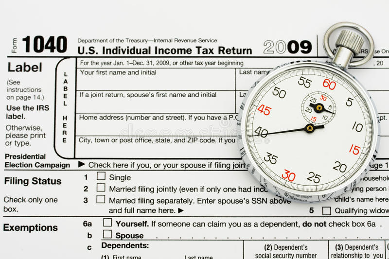 Download File your taxes on time stock photo. Image of deduct - 12763570