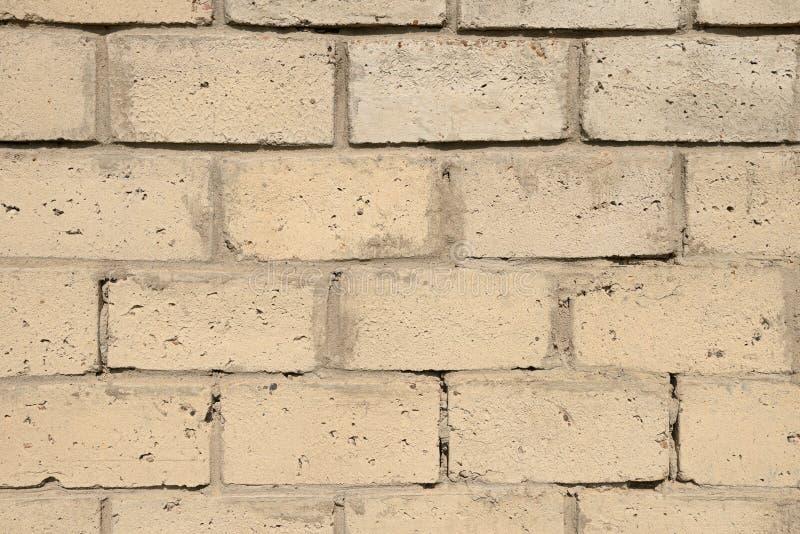 Fileiras de blocos de cimento cinzentos foto de stock