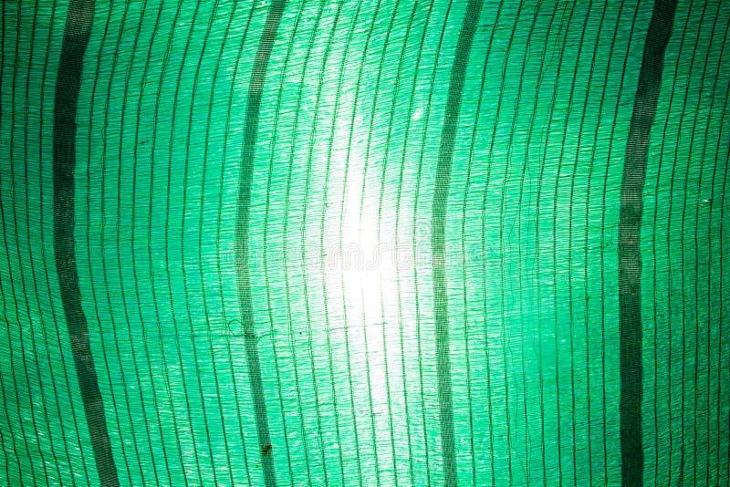 Filet d'ombrage photo libre de droits