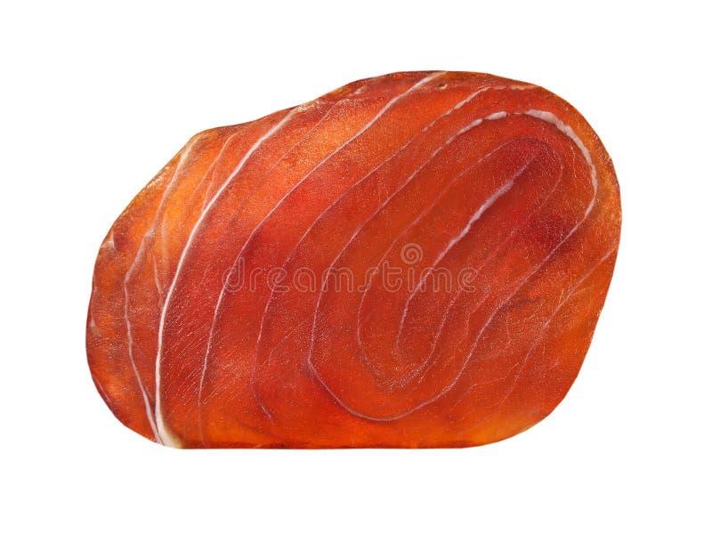 Filet de marlin bleu. D'isolement. images stock
