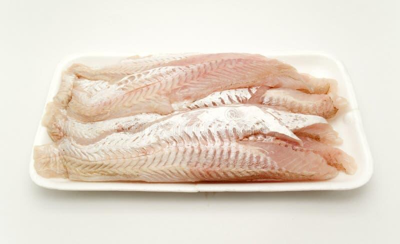 Filet de merluches photos stock
