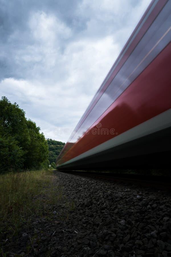 Filet de train image stock
