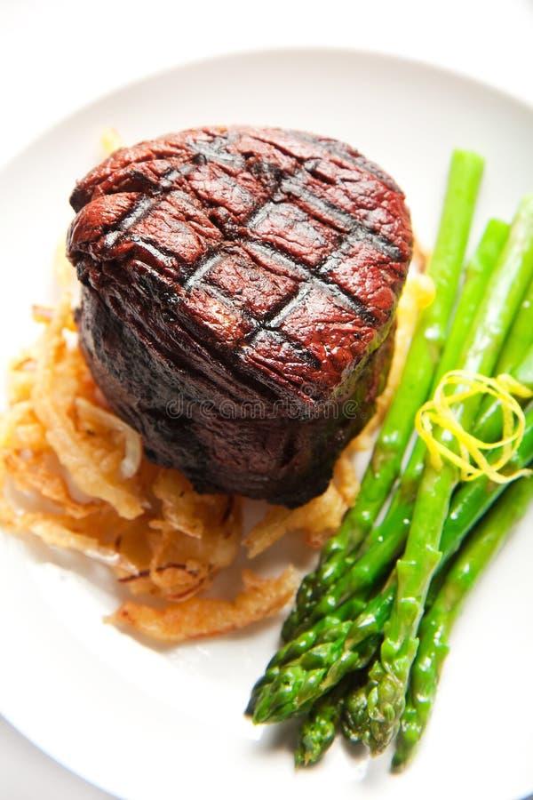 Download Filet Mignon stock image. Image of thick, filet, steak - 17980841