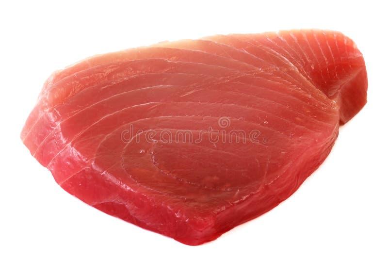 Filet van de Vissen van de Tonijn stock foto